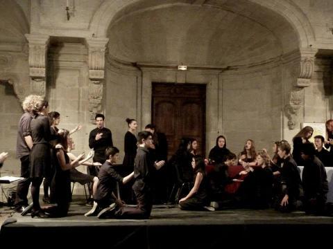 Opera Junior Concert in Lodéve Cathedrale